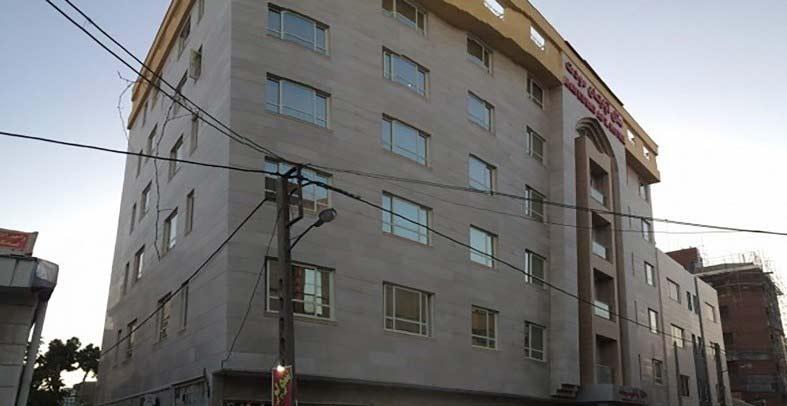 هتل آپارتمان مودت مشهد - 1244