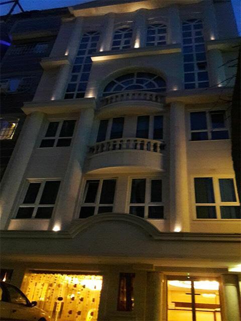هتل آپارتمان میچکا مشهد - 1248
