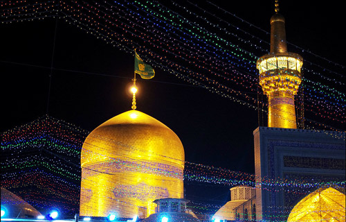مسافرخانه خلفایی مشهد - 1345
