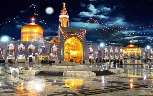 مسافرخانه حسینی مشهد - 1332