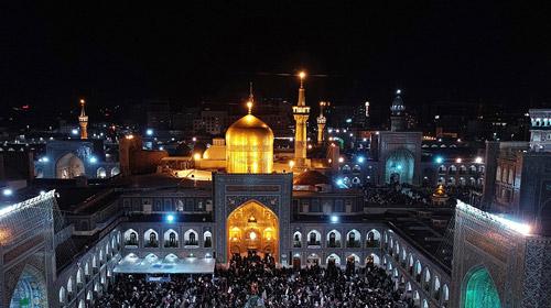 مسافرخانه حمیدی مشهد - 1334