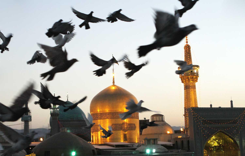 زائر سرای جعفریه مشهد - 1115