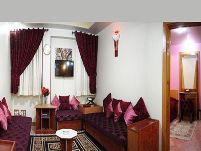 هتل آپارتمان احسان - 753