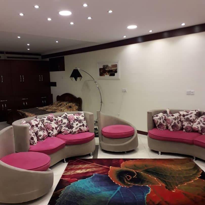 اجاره آپارتمان مبله لوکس مشهد با متراژ 95 متر - 1654