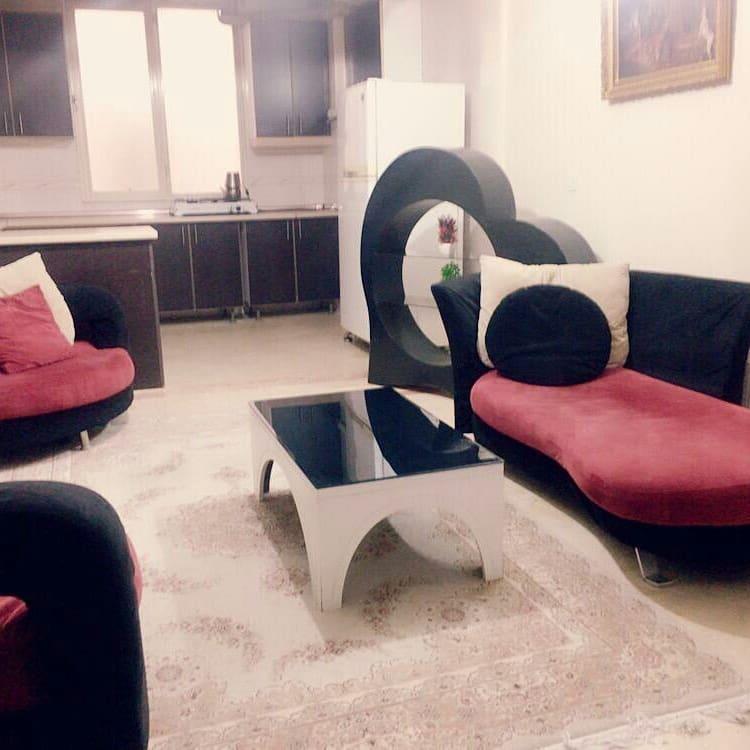 اجاره روزانه آپارتمان مبله لوکس در مشهد با امکانات - 1644