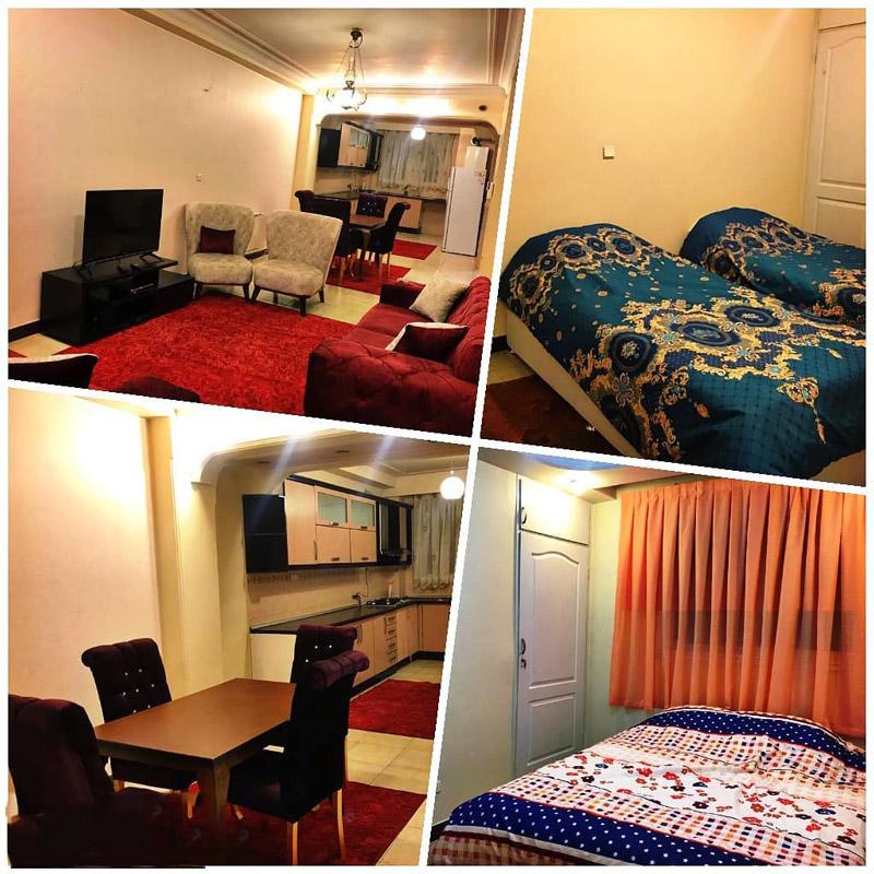 اجاره آپارتمان مبله لوکس در مشهد در خیابان شوشتری - 1646