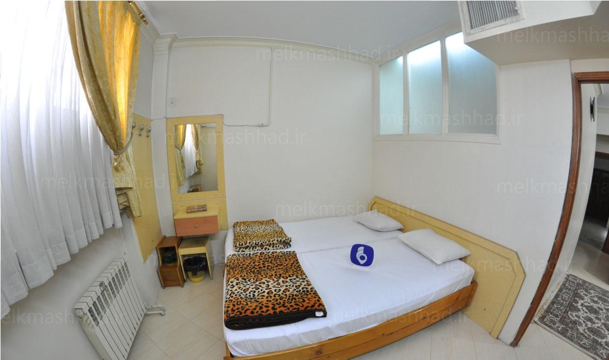 هتل آپارتمان ساحل در مشهد | مشهدسرا