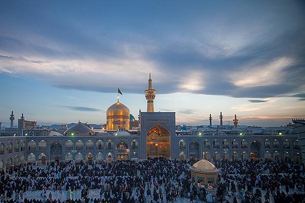مهمانپذیر شمیم در مشهد - 1475