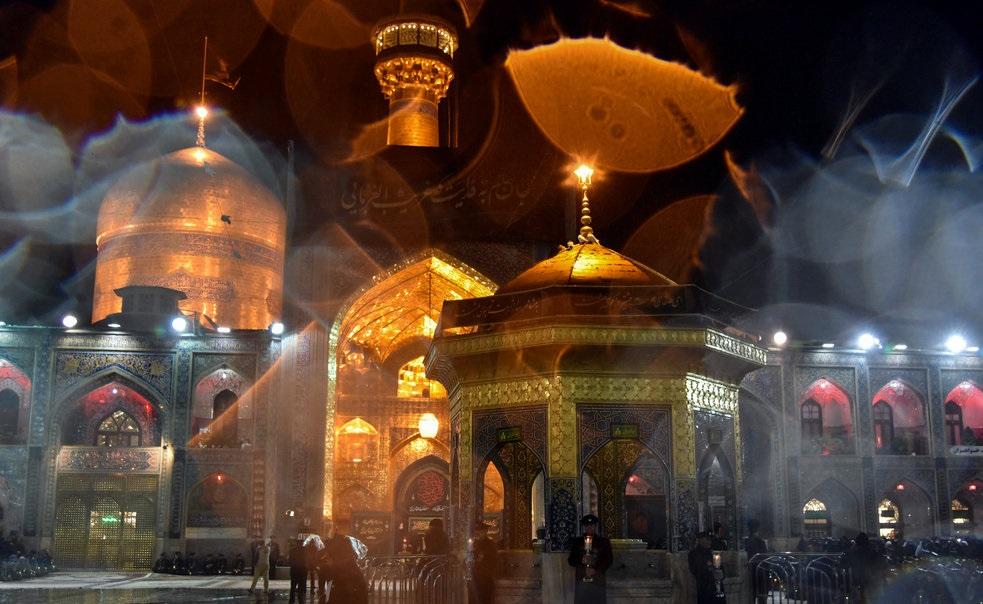 مهمانپذیر شهاب در مشهد | مشهدسرا