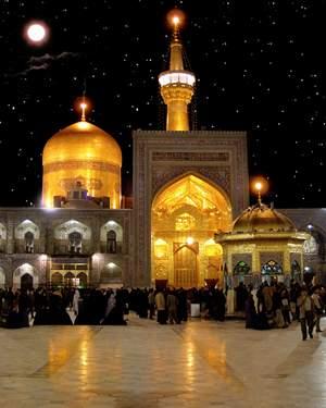 هتل آپارتمان دنیا در مشهد - 1501