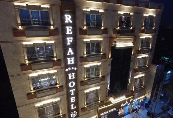 هتل آپارتمان رفاه در مشهد - 1512