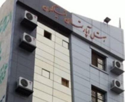 هتل آپارتمان نیلگون در مشهد - 1514