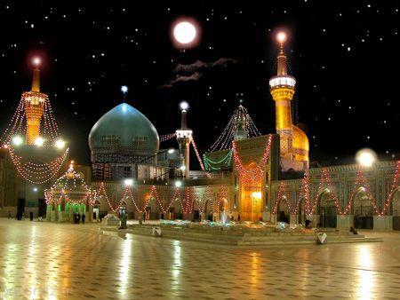 هتل آپارتمان نقوی در مشهد - 1528