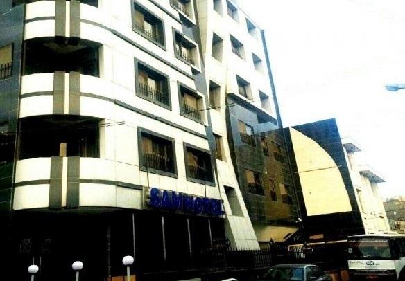 هتل آپارتمان سام در مشهد - 1157
