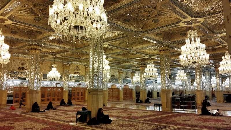 زائرسرای نزدیک به حرم در مشهد | مشهدسرا