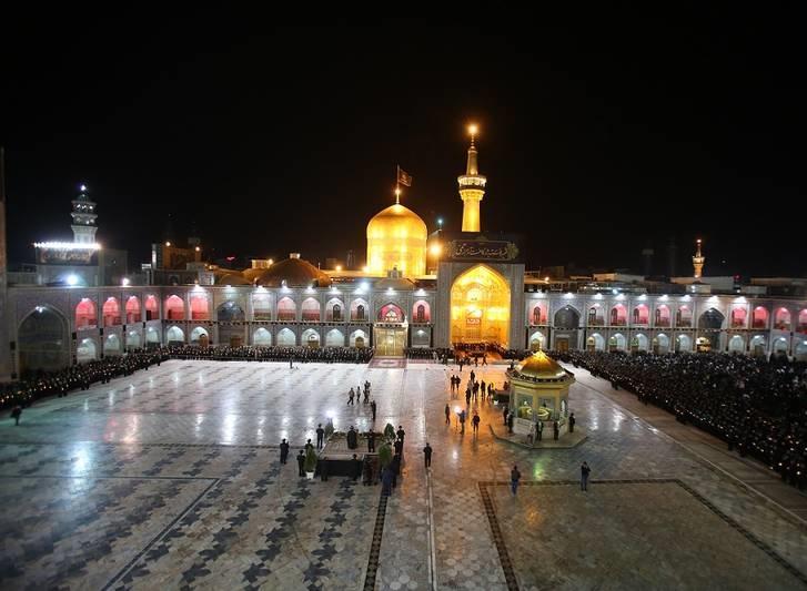 زائرسرای کاظمین در مشهد | مشهدسرا