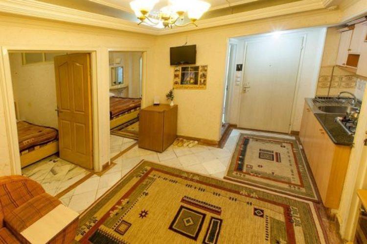 هتل آپارتمان یزد در مشهد - 1280