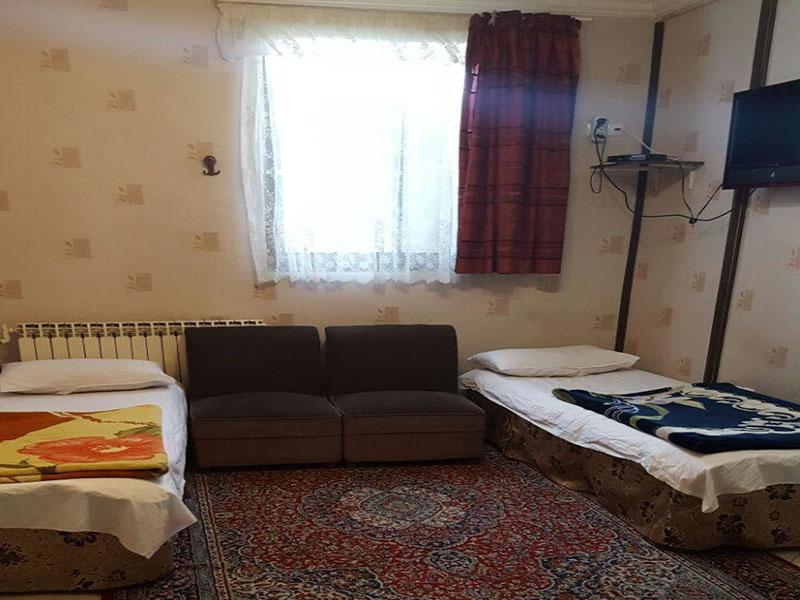 اجاره منزل مبله در مشهد 2 خوابه - 1541