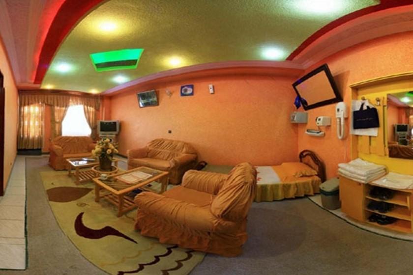 هتل آپارتمان تخت طاووس در مشهد - 1505