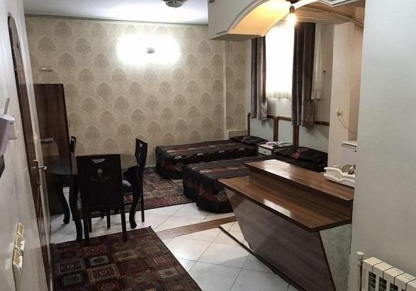 هتل آپارتمان پگاه در مشهد - 1503