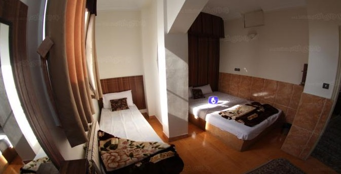 هتل آپارتمان برج در مشهد - 1437