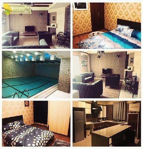 اجاره آپارتمان در شاندیز مشهد فول امکانات - 906