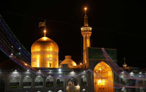 مهمانپذیر زاهد مشهد - 1154