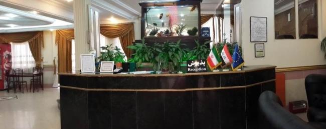 مهمانپذیر زرین مشهد - 1169