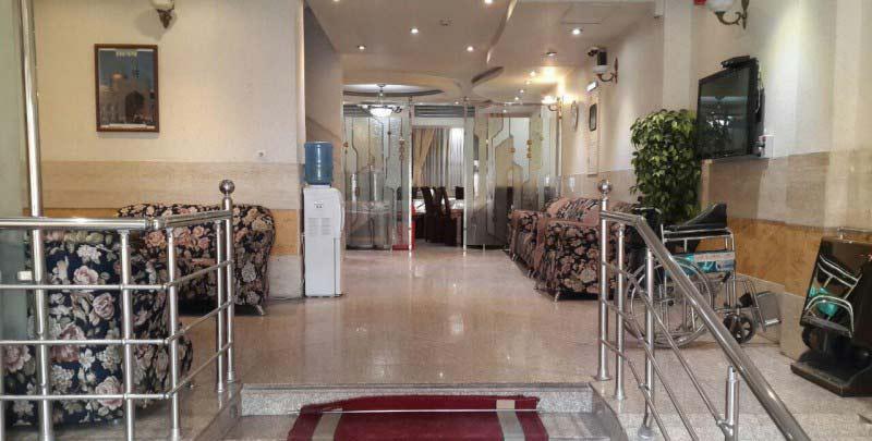 مهمانپذیر معجزه مشهد - 1196