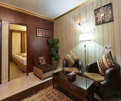 اجاره آپارتمان مبله در آبادگران مشهد - 803