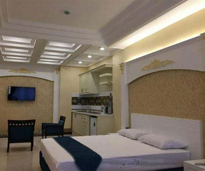 هزینه هتل آپارتمان در مشهد | مشهدسرا