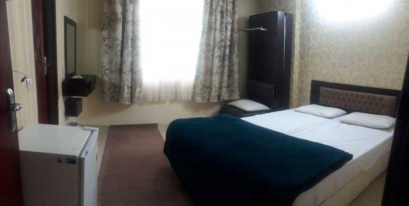 رزرو بهترین هتل آپارتمان آدرینا مشهد از نظر درجه بندی نوع هتل | مشهد سرا