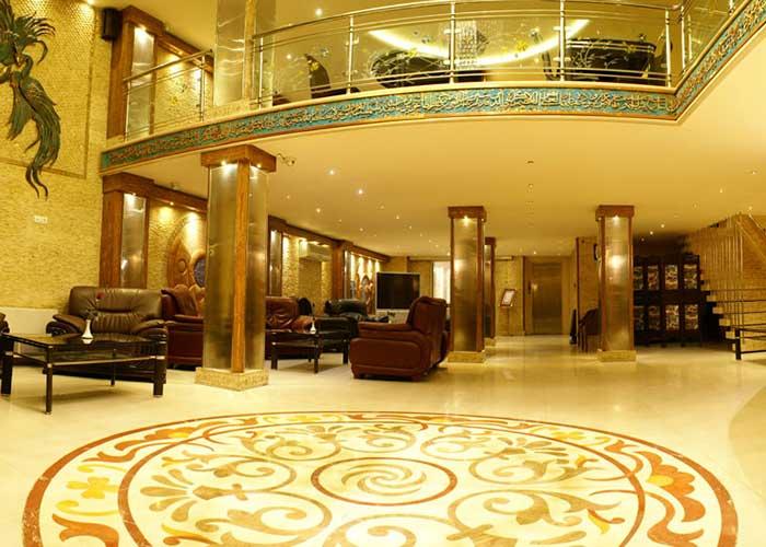 هتل آپارتمان ابریشم - 751