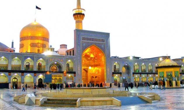 زائرسرای معصومیه قم نهاد اقامه نماز در مشهد - مشهد سرا