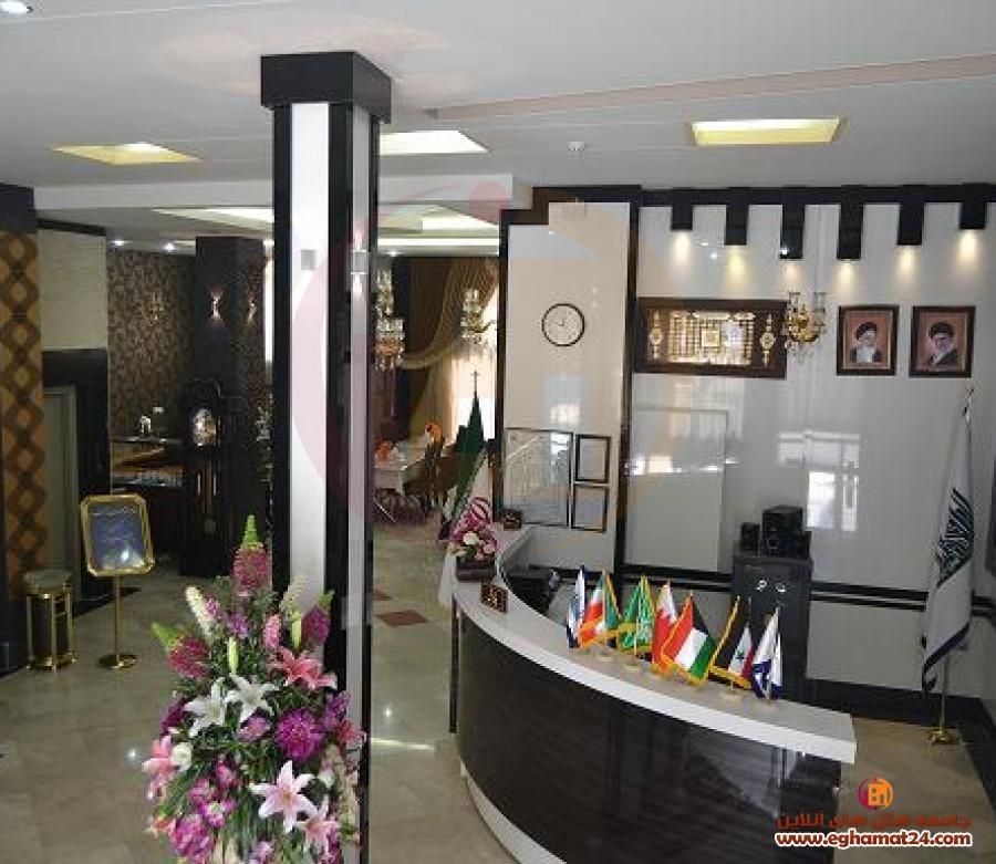 هتل آپارتمان اسپادانا در مشهد _ مشهد سرا