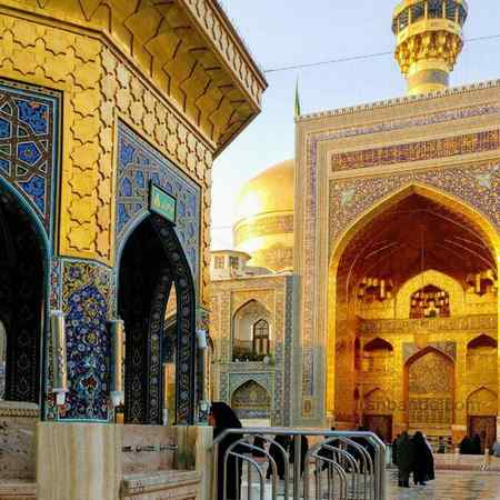 زائرسرا مشهد خانه کارگر - 1367