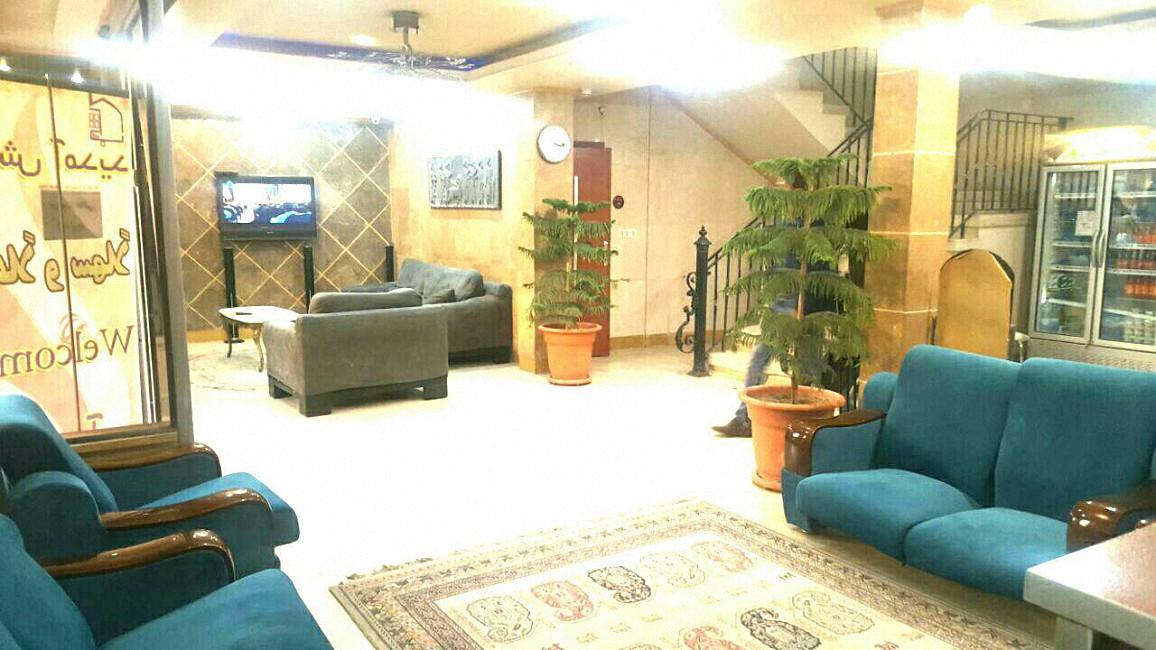 هتل آپارتمان آبی در مشهد - 1273