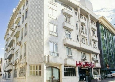 هتل آپارتمان ایلیا در مشهد - 1288