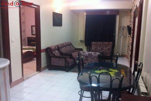 هتل آپارتمان آبنوس در مشهد - مشهد سرا