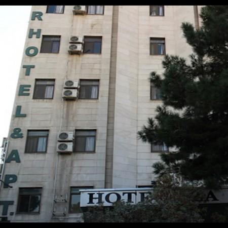 هتل آپارتمان آذر در مشهد - 1360