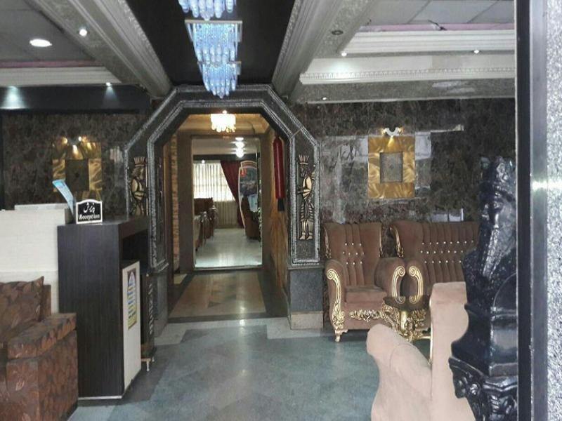 هتل آپارتمان آرش در مشهد - 1404