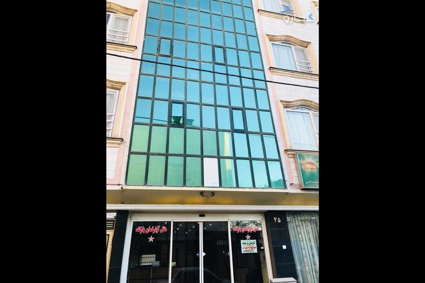 هتل آپارتمان بارگاه در مشهد - 1432