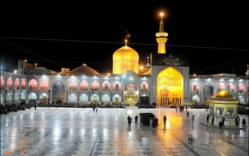زائر سرای کوثر مشهد - 1371