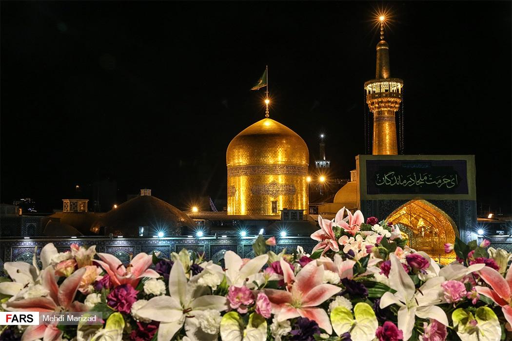 زائر سرا مدرسه مبارکه صادقیه - مشهد سرا