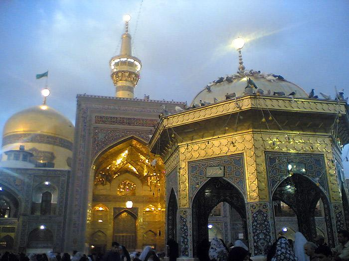 مسافرخانه جوادالائمه مشهد - 1118