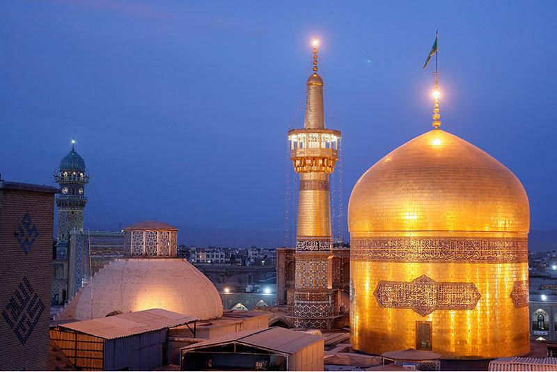 مسافرخانه سجادی نو در مشهد | مشهدسرا