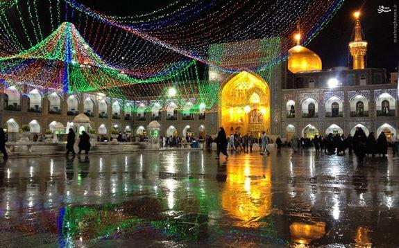 مسافرخانه ایمان در مشهد | مشهدسرا - 1457