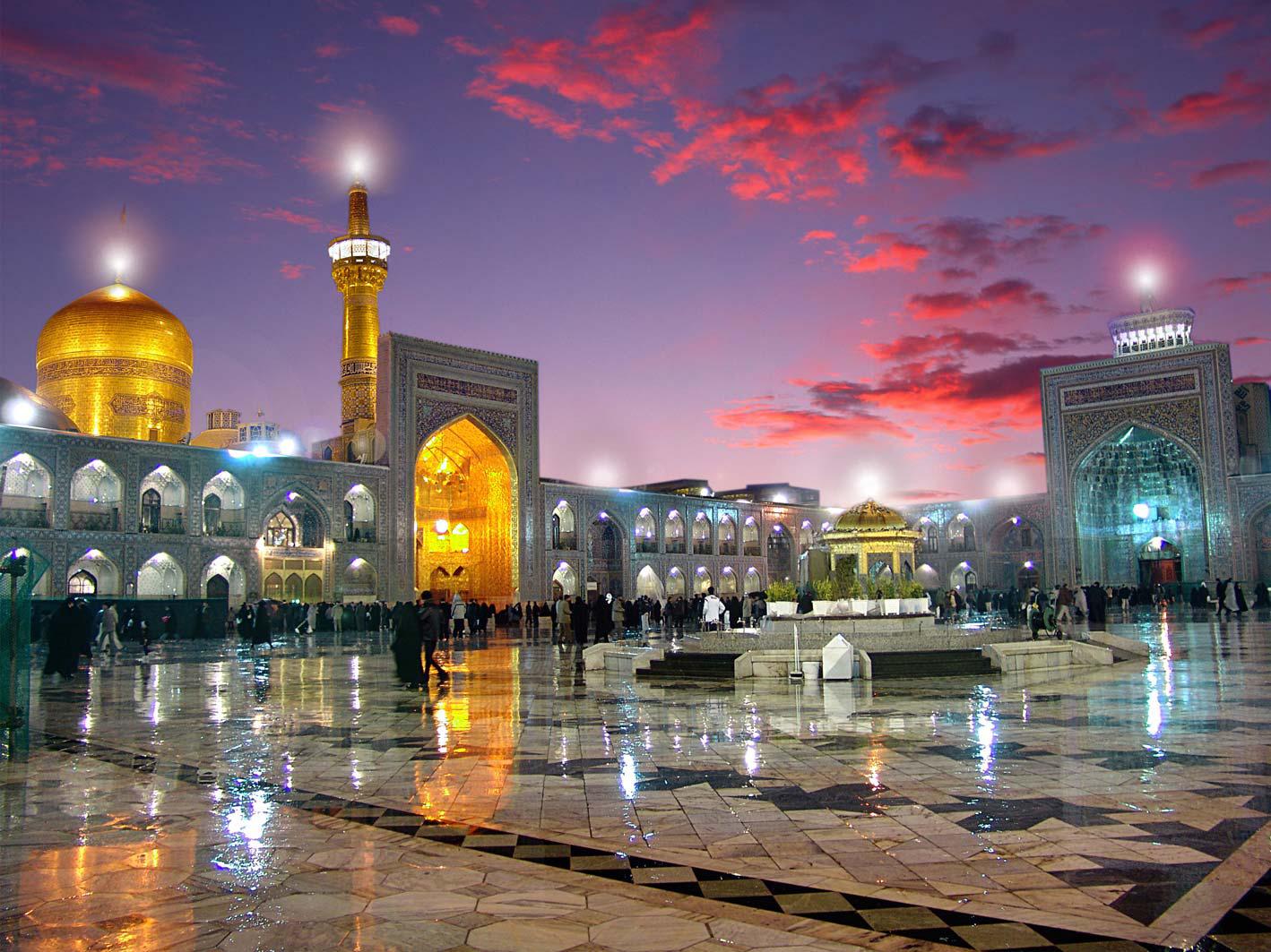 مسافرخانه شمس در مشهد | مشهدسرا - 1451