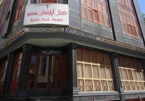 هتل آپارتمان سفیر در مشهد   مشهدسرا - 963