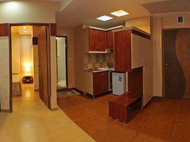 هتل آپارتمان سقا در مشهد| مشهدسرا
